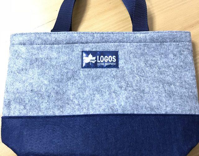LOGOS(ロゴス)オリジナルトートバッグ@Jms