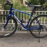 クロスバイク GIANT Escape R3を約二ヶ月乗ったので綺麗にしてみる。取り敢えずチェーンでも。