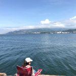 小樽港に行って2回目の釣りをしてみた。ボウズでは無いが・・・。