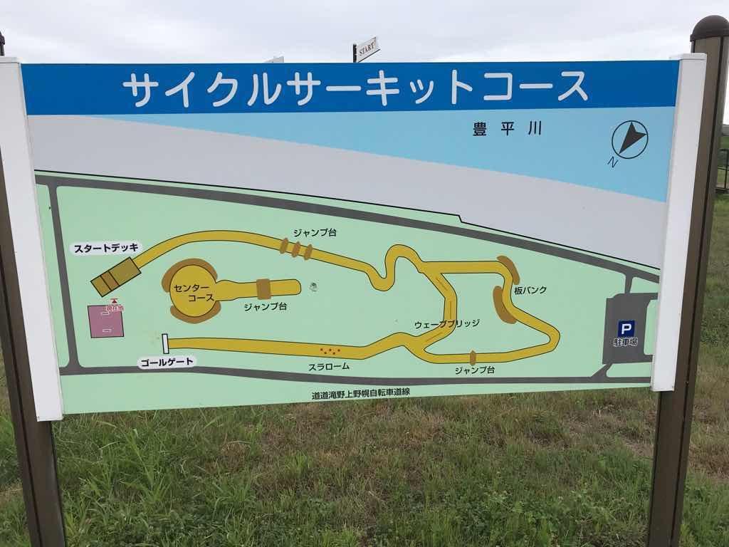 サイクルサーキットコース