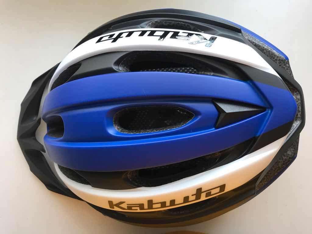 OGK KABUTO(オージーケーカブト) ヘルメット REZZA G-1 マットブルー M/L